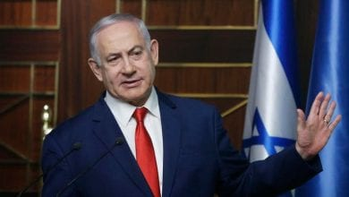 Photo of Netanyahu repeats pledge to annex Israeli settlements in occupied West Bank
