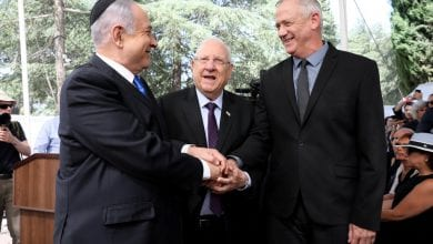 Photo of In Israel, Gantz and Netanyahu Start Talks on Possible Unity Government