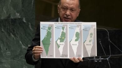Photo of Erdogan's measured address to the UN General Assembly