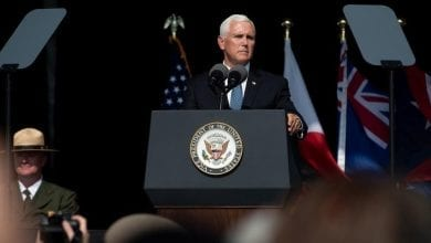 Photo of Pence says attacks against US allies and global energy supply will fail