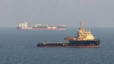 Photo de Iran libére le pétrolier suédois battant pavillon britannique