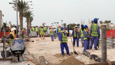 Photo de Amnesty International: Les travailleurs migrants au Qatar attendent  leur dû des employeurs peu scrupuleux