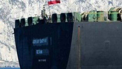 Photo of Britain accuses Iran of selling Adrian Darya 1 tanker oil to Syria