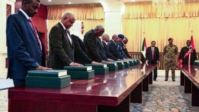 Photo de Soudan: Le gouvernement assermenté devant le conseil de souveraineté dirigé par Abdel Fattah al-Burhan