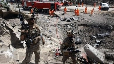 Photo of TALIBAN ATTACK AFGHAN PROVINCE AS VIOLENCE OVERSHADOWS PEACE DEAL