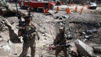 Photo de Afghanistan:Les talibans lancent une attaque terroriste contre la province de Farah