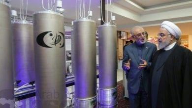 Photo de Téhéran annonce une nouvelle réduction de ses engagements nucléaires