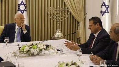 Photo of Israel: Arab lawmakers endorse Benny Gantz for prime minister