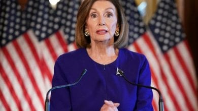 Photo of Pelosi calls out 'President's betrayal of his oath of office' in announcing formal impeachment inquiry