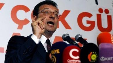 Photo de Le maire d'Istanbul Ekrem Imamoglu  annule des contrats pour des institutions liées à Erdogan