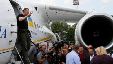 Photo de Moscou et Kiev échangent des prisonniers dans le but de mettre fin au conflit entre les deux pays