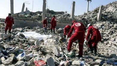 Photo of Saudi-led air strikes in Yemen kill more than 100 prisoners