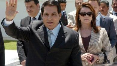 Photo of Tunisia's ex-president Ben Ali dies: foreign ministry
