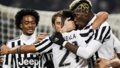 Photo de La Juventus bat  le Genoa (2-1) et Thiago Motta agacé par l'arbitre
