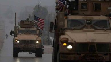 """صورة واشنطن ترسل قواتها إلى مناطق النفط السورية وموسكو تتهمها """"باللصوصية"""" على مستوى عالمي"""