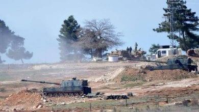 صورة تركيا تقرر وقف عدوانها على سوريا