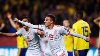 صورة رودريغو يقود المنتخب الإسباني إلى نهائيات كأس أوروبا 2020