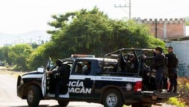 صورة 15 شخصا قتلوا جراء معركة بالأسلحة النارية في المكسيك