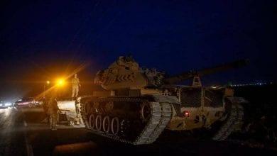 صورة تركيا تستخدم الأسلحة المطورة إسرائيلياَ في عدوانها على شمال سوريا