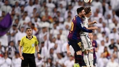 """صورة برشلونة وريال مدريد الإسبانيان يرفضان تغيير ملعب مباراة القمة المنتظرة في """"كامب نو"""""""
