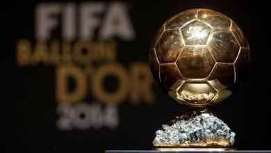 """صورة مجلة """"فرانس فوتبول"""" الفرنسية عن أسماء المرشحين لجائزة الكرة الذهبية"""