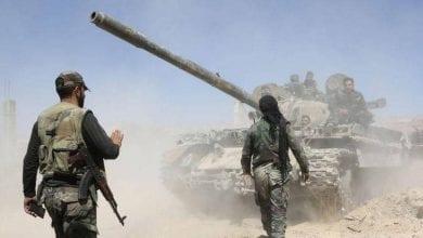 صورة الجيش السوري يشتبك مع القوات التركية في مناطق حدودية