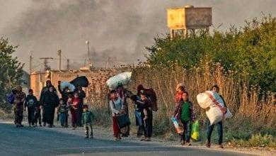 صورة تركيا تواصل تهديدها للأكراد في شمال سوريا