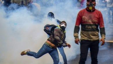 صورة حوار واحتجاجات متواصلة وحظر تجوال في الإكوادور