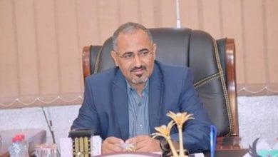 صورة منظمة إرهابية تابعة لحزب الإصلاح في اليمن تهدد بتصفية رئيس المجلس الإنتقالي