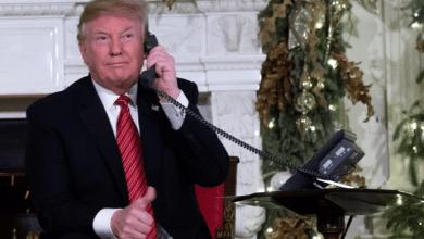 صورة المعارضة في إستراليا تطلب نشر محضر المكالمة الهاتفية التي جرت بين رئيس الوزراء موريسون وترامب