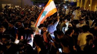 صورة دعوات لبنانية للتظاهر في ساحتي رياض الصلح والشهداء