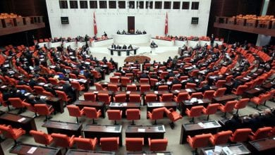صورة البرلمان التركي يفوّض الحكومة بإصدار أوامر بهجمات عسكرية على سوريا