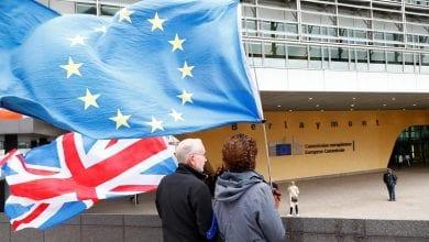 صورة البرلمان البريطاني يوافق على قانون اتفاق بريكست ويرفض الجدول الزمني