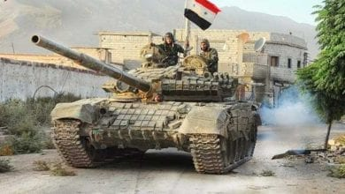 صورة الجيش السوري يواصل تقدمه في إدلب رغم اتفاق وقف إطلاق النار