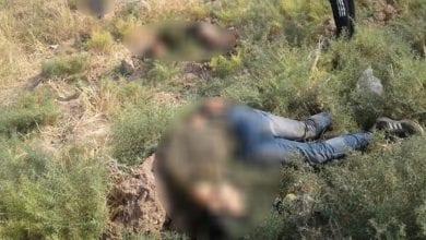 صورة جريمة جديدة ترتكبها قوات النظام التركي والفصائل الموالية له شمال سوريا