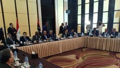 صورة النواب الليبيون ينظمون اجتماعاً ثانياً في القاهرة