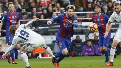 Photo de Barcelone et le Real Madrid ont annoncé leur refus de changer le stade