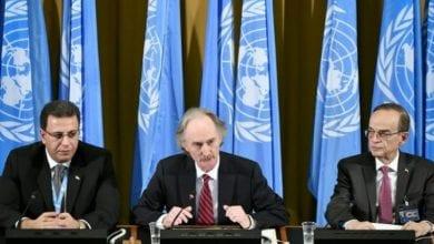 Photo de Le gouvernement syrien et l'opposition à Genève pour discuter de la constitution