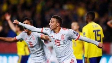 Photo de Euro-2020: L'Espagne fait match nul contre la Suède (1-1)