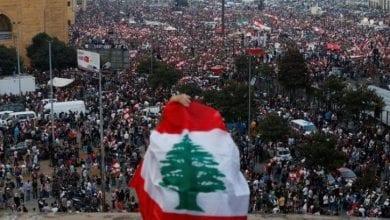 Photo de La rue ne s'est pas calmée malgré la démission de Saad Hariri
