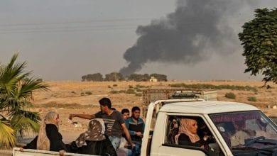 Photo de Le résultat de l'agression turque contre la Syrie