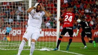 Photo de Majorque bat le Real Madrid (1-0) qui perd la tête de championnat