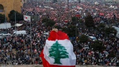Photo of Lebanon's Aoun invites protesters to talk, hints at government reshuffle