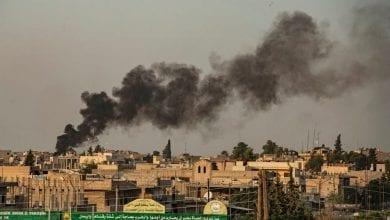 صورة مقتل 15مدنياً جراء العدوان التركي على مناطق شمال شرقي سوريا