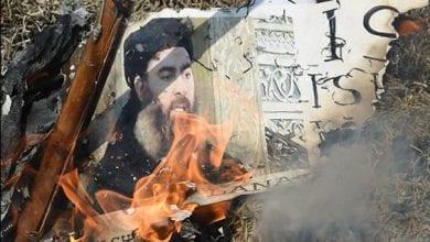 Photo de L'Etat islamique annonce  le successeur d'Al-Baghdadi