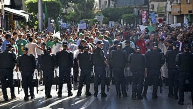 Photo of Algerians rally against presidential election backed by army