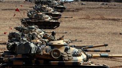 Photo de Husein Ragib: L'armée syrienne est aussi prête au combat