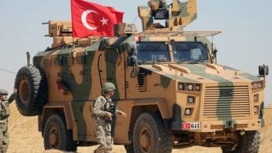 Photo of Syrian and Turkish armies in deadly border clash