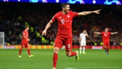 Photo of Moments when he won't score': Bayern play down Lewandowski catching Mueller 40-goal mark