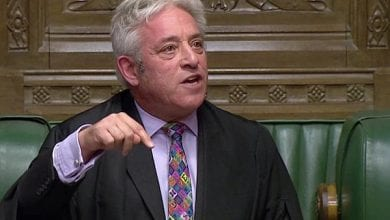 Photo of UK parliament speaker refuses to allow 'yes-no' vote on Brexit deal